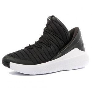 BASKET Basket Flight Luxe Nike Jordan Garçon Noir