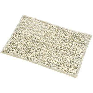 PAILLASSON @M4367 Tissu Maison Soux Microfibre Chenille de No