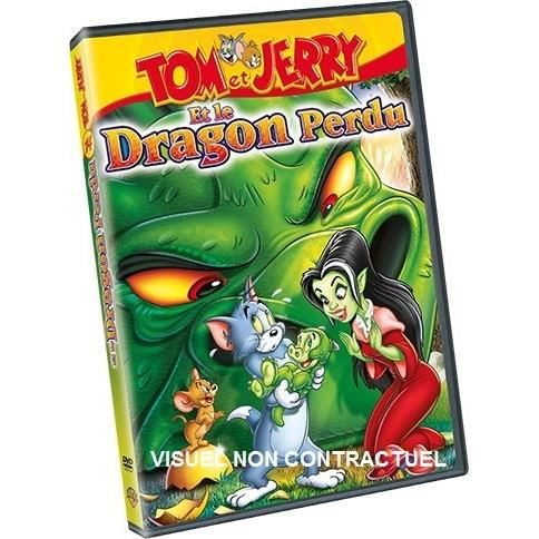Tom et Jerry et le dragon perdu [DVDRiP] Francais]