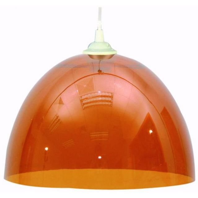 Suspension pop Buzzi orange pour 10€