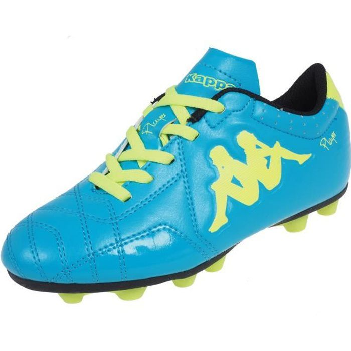 Chaussures football moulées Player fg roy/jaune