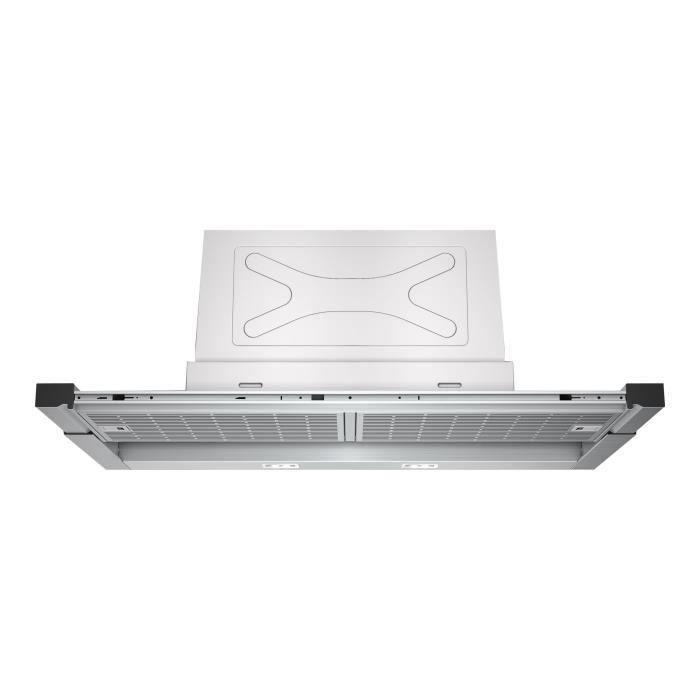 Siemens iQ500 LI97RA560 Hotte Téléscopique Niche largeur : 52.4 cm profondeur : 29 cm evacuation & recyclage inox