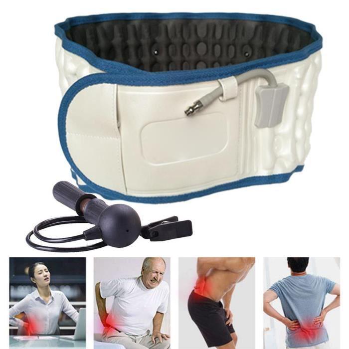 SURENHAP - Ceinture de soutien lombaire, ceinture de traction pneumatique lombaire - Rithok -asf9a
