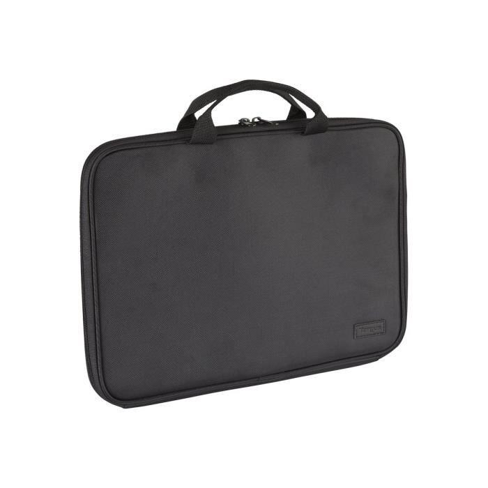 Targus Clamshell Sacoche pour ordinateur portable 13.3- noir