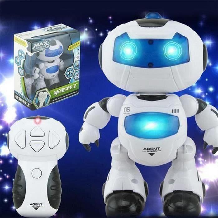 ROBOT - ANIMÉ ANIMÉ Chaîne de télévision robot automatique de commande radio robotique