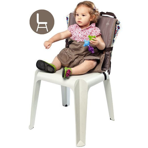 La chaise nomade plus 2 en 1 achat vente r hausseur for Baby to love chaise nomade