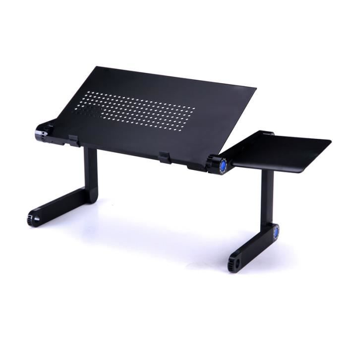 Usa Table D 39 Ordinateur Portable R Glable Lit Portable