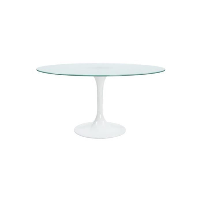 Table ronde 140cm de diam tre bells achat vente table for Diametre table ronde 4 personnes