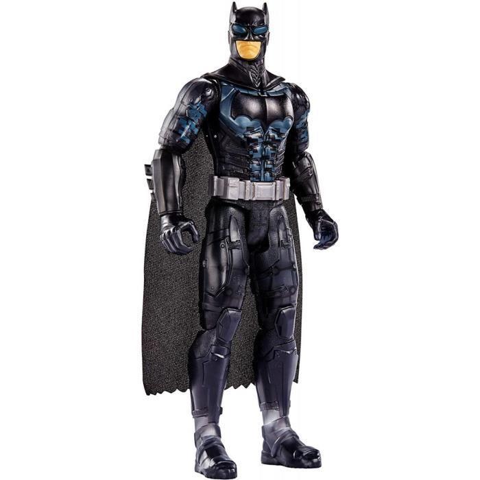 Entièrement neuf dans sa boîte Mattel DC Justice League BATMAN FIGURE