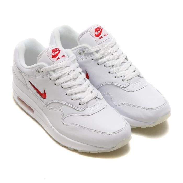 air max one rouge homme