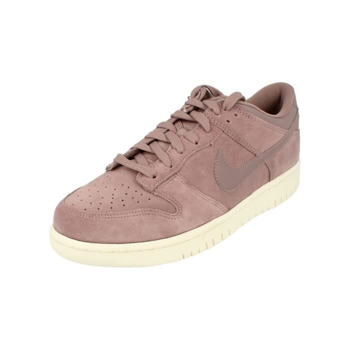 Nike Dunk Low PRM Hommes Trainers 921307 Sneakers Chaussures 200