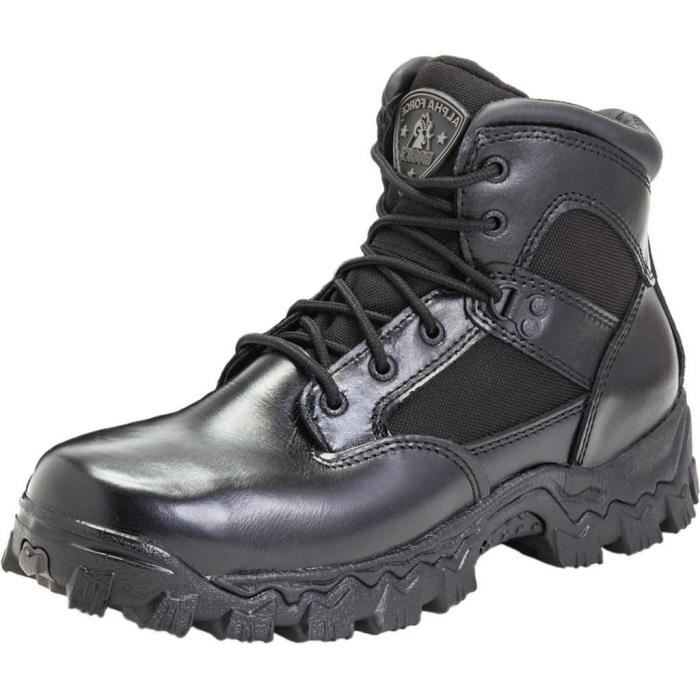 Alpha Force Composite Toe Boots YRQUT Taille-40 1-2