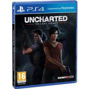 JEU PS4 Uncharted: The Lost Legacy Jeu PS4
