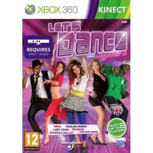 JEUX XBOX 360 Let's Dance With Mel B Jeu XBOX 360