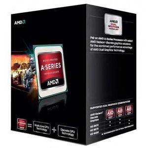 PROCESSEUR AMD A series A10-7800, AMD A10, 3,5 GHz, Socket FM