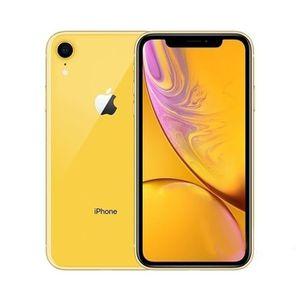 SMARTPHONE APPLE iPhone Xr 64 Go Jaune