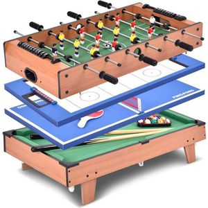 Table De Jeux 4 En 1 Achat Vente Jeux Et Jouets Pas Chers