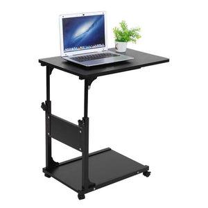 MEUBLE INFORMATIQUE Table d'ordinateur portable amovible multifonction