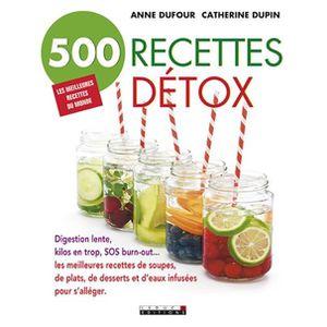 LIVRE SANTÉ FORME 500 recettes détox