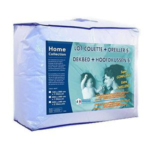 COUETTE Home Collection Pack Couette Câline 2 Personnes 22