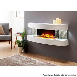 CHEMINÉE Chemin'arte - cheminée électrique design 2000w - l