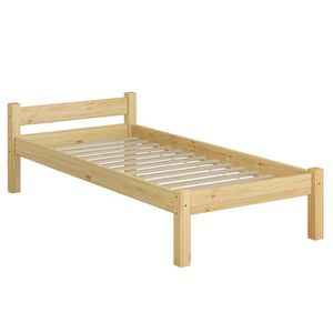 STRUCTURE DE LIT 60.36-09 lit solide en pin massif naturel, lit enf