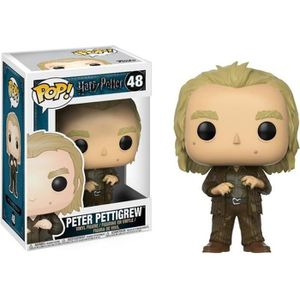 FIGURINE - PERSONNAGE Figurine Funko Pop! Harry Potter : Peter Pettigrew