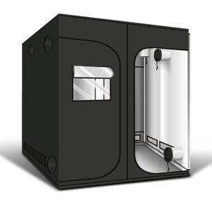 CHAMBRE DE CULTURE Box de culture G-Pro+ Diamond 200x200x220cm - Gree