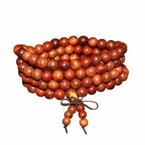 BRACELET - GOURMETTE Bracelet multi-tours Bijou Bois précieux roblès 8m