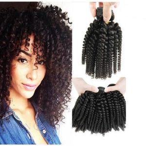 PERRUQUE - POSTICHE 1 Tissage Afro Naturels Boucles Crepus Bresilien C