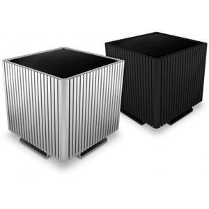 BOITIER PC  Streacom DB4 Fanless Cube-Gehause - schwarz 0,0000