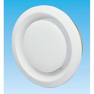 VMC - ACCESSOIRES VMC Bouche d'extraction plastique série BOC P 125 d…