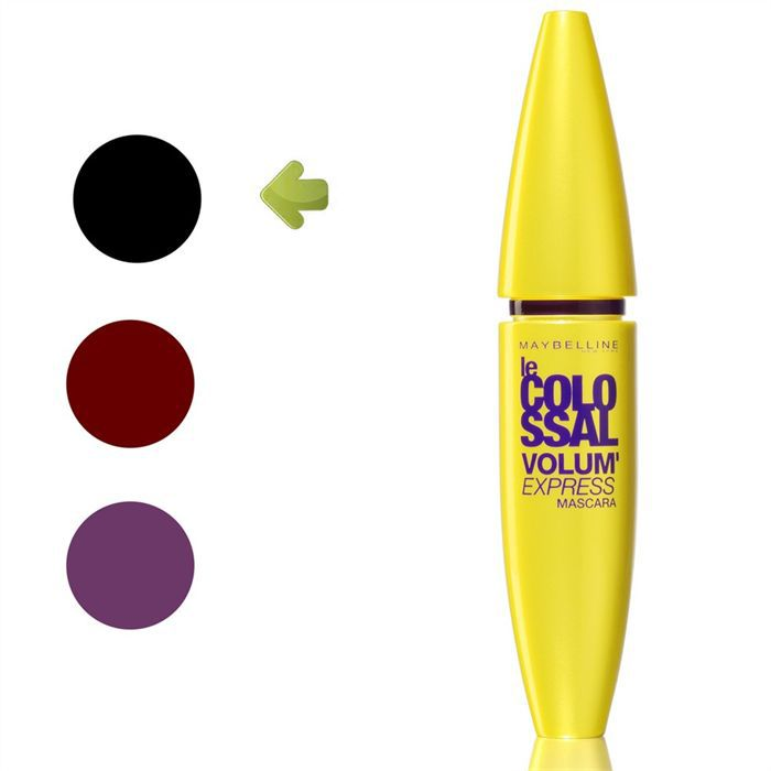 Gemey Maybelline Mascara Volum'Express Colossal