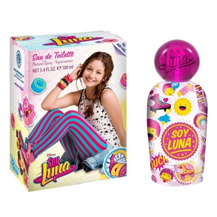 Soy Luna cadeau enfant eau de toilette 100ml