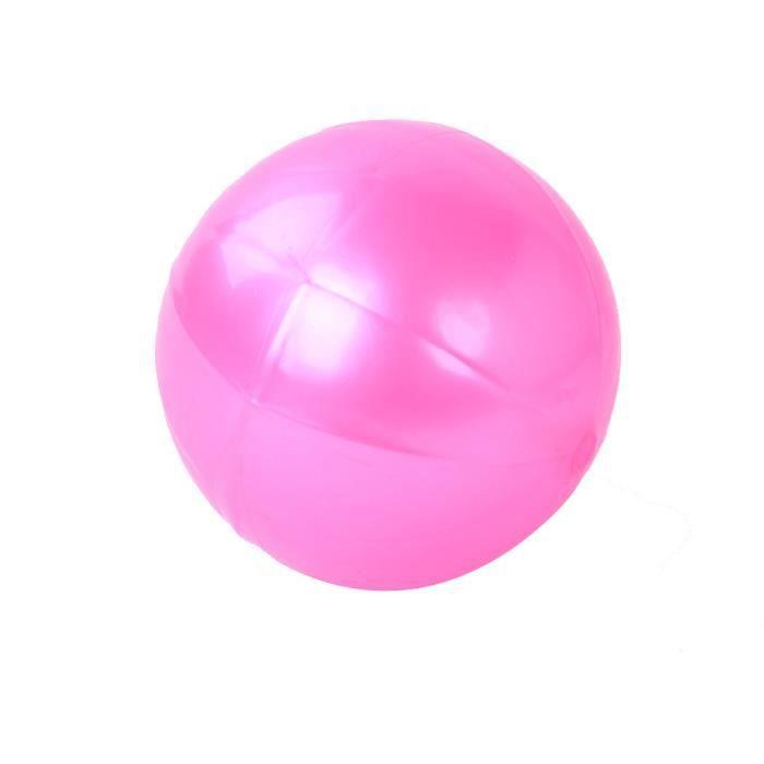GYM BALL -Ballon de yoga Exercice de yoga Ball Gym Gym Pilates Équilibre Exercice physique Air Pump Anti-Burst LLZ71114728PK_bei