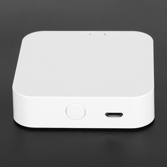 Ashata Wifi Passerelle Système de sécurité antivol antivol pour maison intelligente hôte de passerelle sans fil WiFi pour Tuya