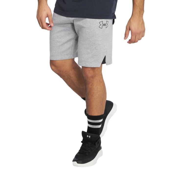 Under Armour Homme Pantalons & Shorts / Short Ua Baseline Fleece