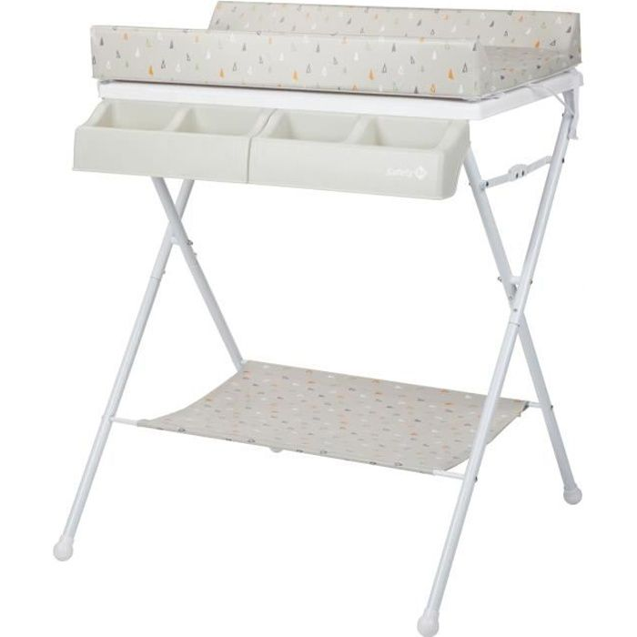 SAFETY FIRST Table À Langer Baltic Warm Grey