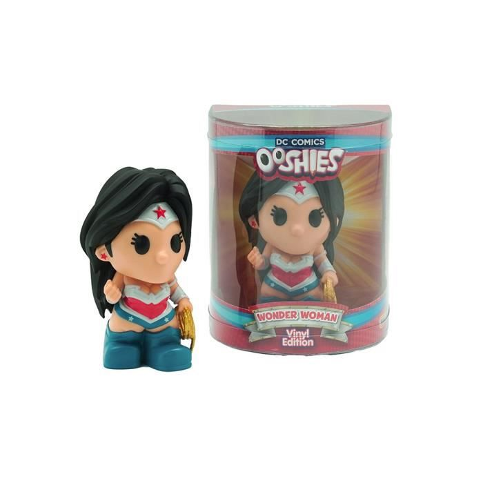 SPLASH TOYS - Ooshies - Figurine DC Comics Wonder Woman