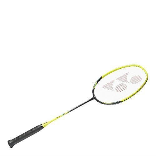 Yonex Nanoray 20 Badminton Racket Black Yellow