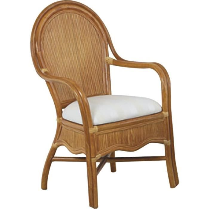 Chaise salle manger en rotin et cannage achat vente for Chaise salle a manger cuir et rotin