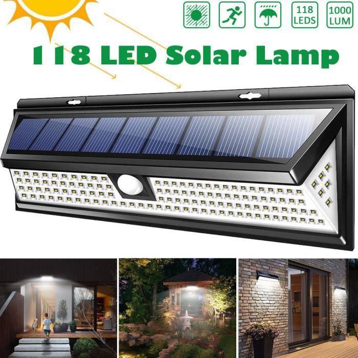 DEL solaire extérieur lampe mets piquet couleur Éclairage de jardin en acier inoxydable chemin