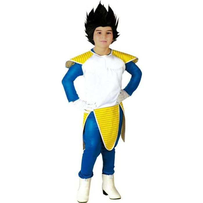 deguisement enfant dragon ball z