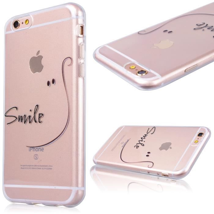 coque iphone 6 gel
