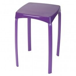 tabouret arco violet achat vente tabouret cdiscount. Black Bedroom Furniture Sets. Home Design Ideas