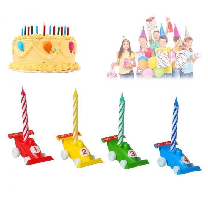 Candle Set 100 Pièce Enfants Enfant Adulte Fête d/'ANNIVERSAIRE Bougies