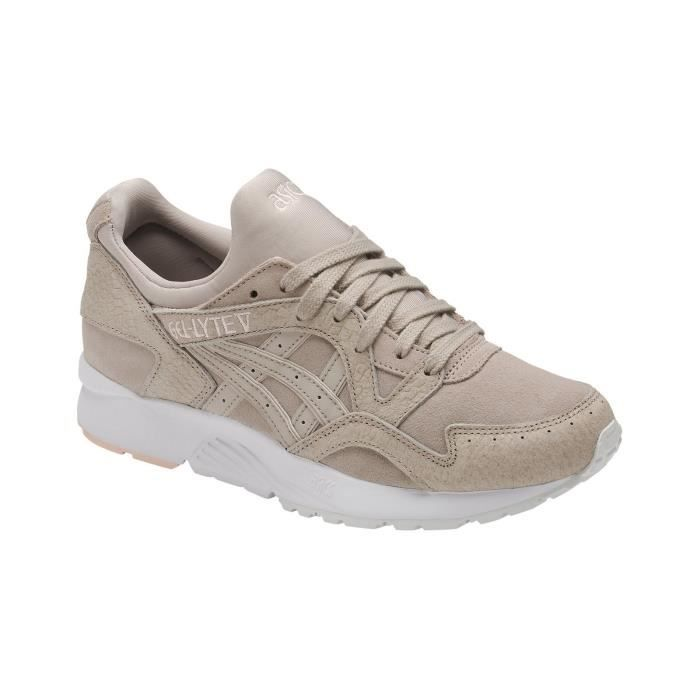 38cee7bd5cb48 Asics Gel-Lyte V, Sneakers Basses Femme, Gris (Feather Grey Feather ...