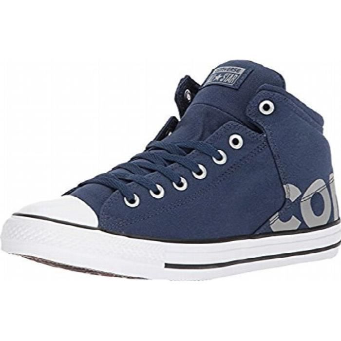the latest e7bf7 cd070 BASKET CONVERSE Hommes Chuck Taylor All Star High Street