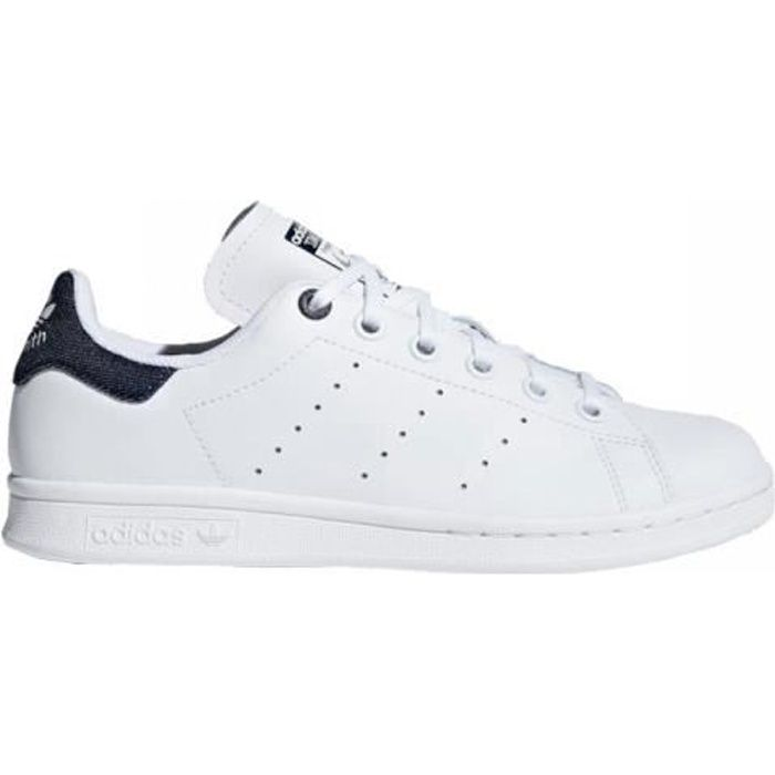 Baskets stan smith bleu jean adidas