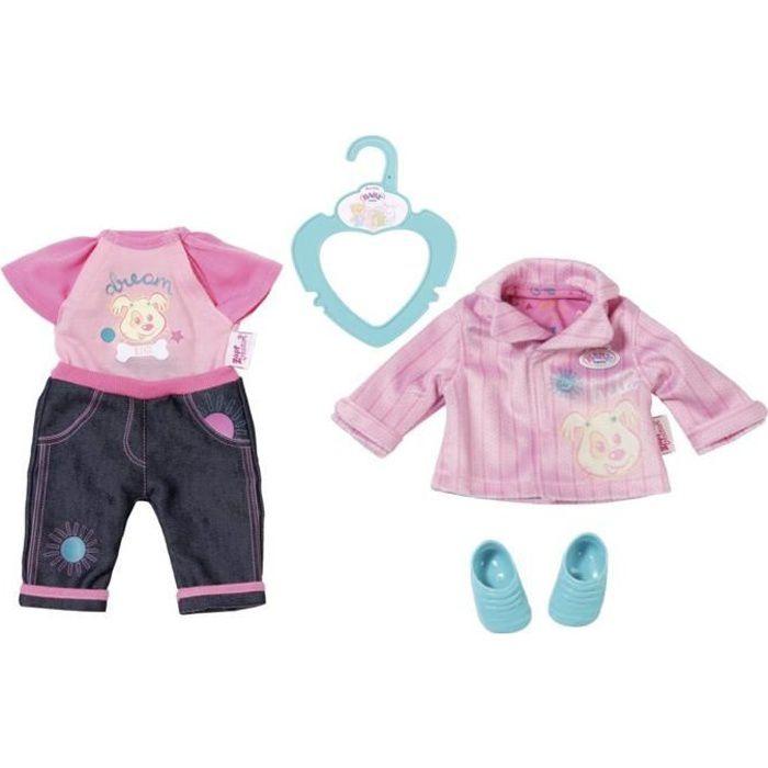 Baby Born Accessoire Poupée Zapf Creation 4001167823750 Multicolore